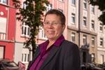 Porträt Stadträtin Birgit Zoerner für die Imagebroschüre  - Arbeit in Dortmund -