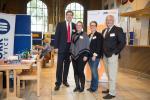 Dortmund, 16.09.2015Jobbörse veranstaltet vom JobCenter Dortmund in der Alten Schmiede in Huckarde.