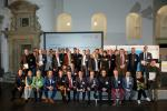 Preisverleihung Vorbildliche Arbeitsorte in der Stadt 2016Gruppenbild mit allen Siegern