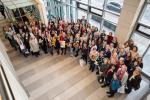 10 Jahre TEP Teilzeitberufsausbildung Gruppenbild aller Teilnehmer der Veranstaltung