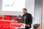 """ÖPNV 4.0 Fachtagung""""Den digitalen Wandel der Arbeitsozialpartnerschaftlich gestalten!""""Michael Fischer - ver.di: Gestaltungskriterien Gute Arbeit im digitalen Wandel"""